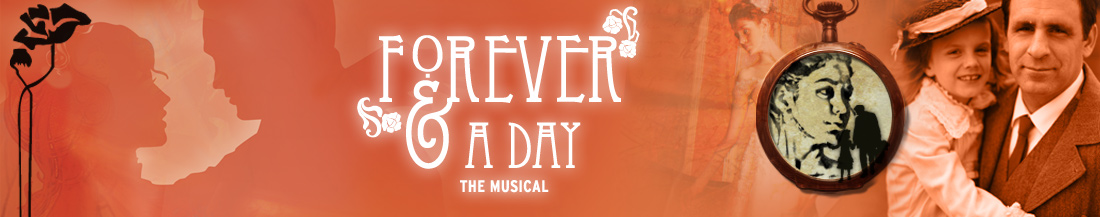Forever and a Day the Musical Logo